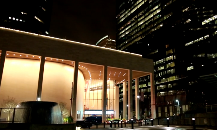 Houston's Jones Hall for the Performing Arts. (Courtesy of NTD Television)