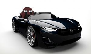 Broon F870 Electric 'Supercar' Is Sure a Masterpiece but There's a Huge Catch
