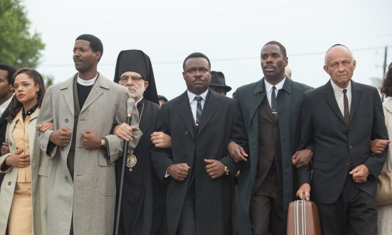 Popcorn and Inspiration: 'Selma:' Out of the Frying Pan, Into the Fire