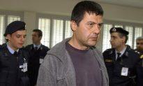 Greek Police Capture Fugitive Marxist Extremist Christodoulos Xiros