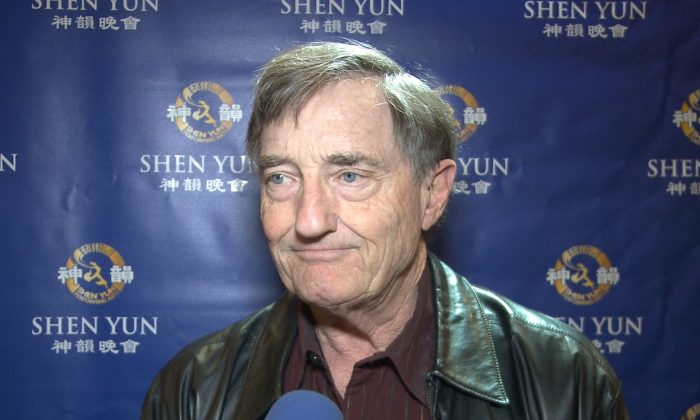 Retired Professor of Surgery: 'I can't tell you how much I enjoyed Shen Yun!'