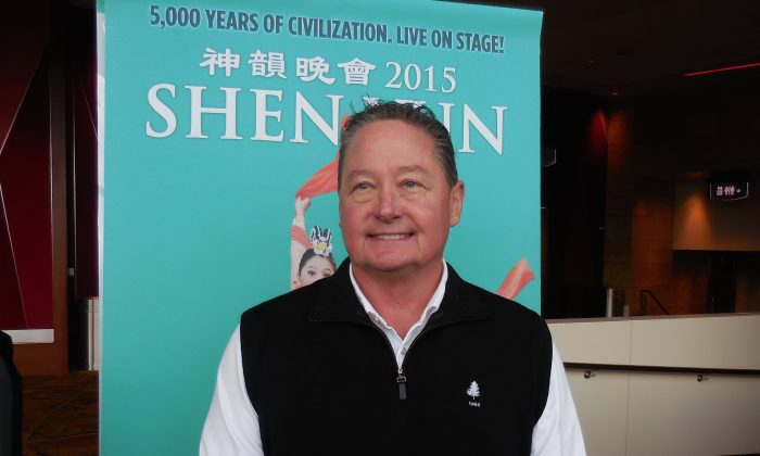 Business Leader Mesmerized by Shen Yun Performers' Talent