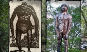 Australia's Bigfoot (Yowie) Explained by Weird Physics?