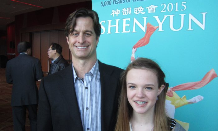 Company Founder 'Blown Away' by Shen Yun Performance