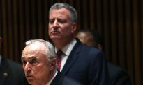 New York Mayor and Police Commissioner Reprimand Police