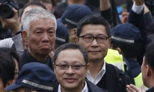 Key Hong Kong Protesters Summoned to Police Station, Face Arrest