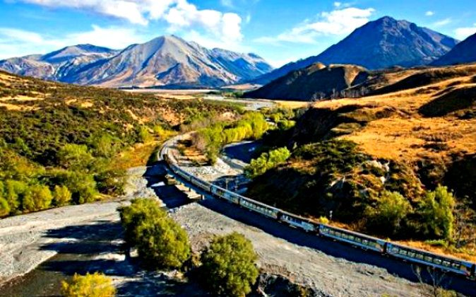 TranzAlpine Railway (My Destination)