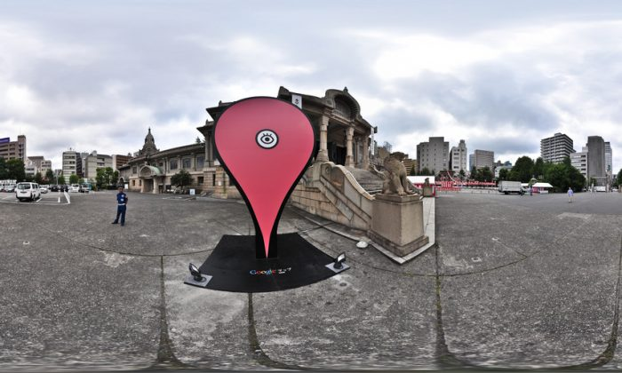 For Google, the map is not the end product. (Masato Ohta, CC BY)