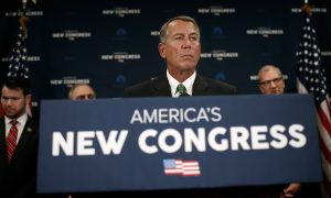 New Republican Congress Faces Limits