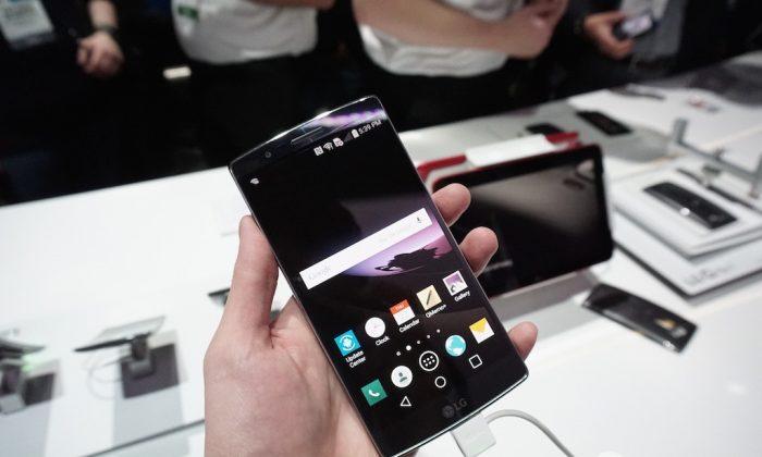 LG G Flex 2. (Neowin)
