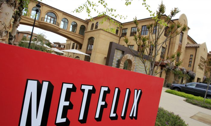 Netflix streaming went down on Friday evening, causing consternation among a large number of people. (Paul Sakuma/AP Photo)