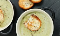 Warm up Your Winter Days With This Lovely Aromatic and Creamy Soup