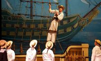 'H.M.S. Pinafore' Sailed Gracefully Into the New Year