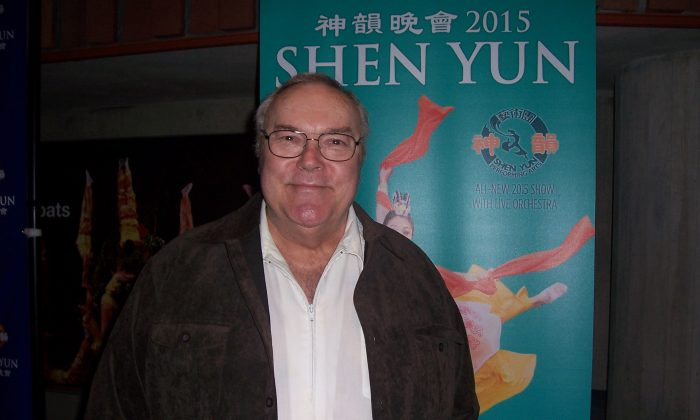 Musician: Shen Yun 'Took your breath away'