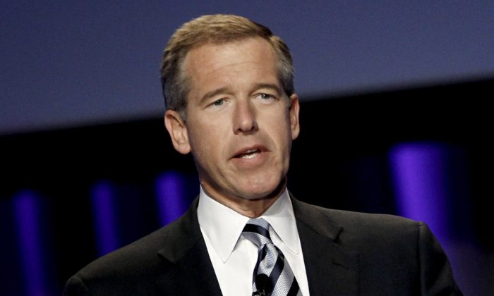 Brian Williams   (AP Photo/Matt Sayles, File)