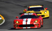 GT Le Mans Line-Up for the TUSC 2015 Roar before the Rolex 24