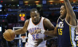Western Conference All-Star Reserves: Kevin Durant, Klay Thompson, LaMarcus Aldridge, and More