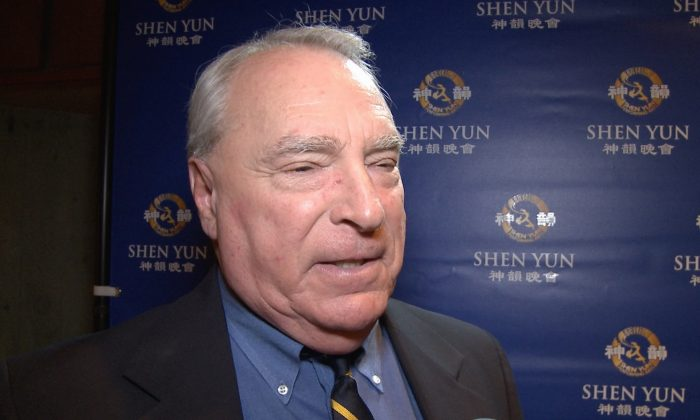 Former Mayor Sees Shen Yun for the Fifth Time