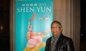 Entertainment Manager Says Shen Yun 'Very Touching, Very Moving'