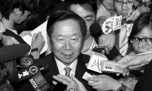 Former Chinese Official Hints Beijing Should Control Education in Hong Kong