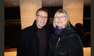 Shen Yun a Magical Experience for Artist and Media Executive Couple