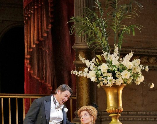 The Merry Widow Waltzes into the Met