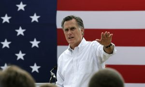 In Dramatic Shift, Romney Considering 3rd Run for White House