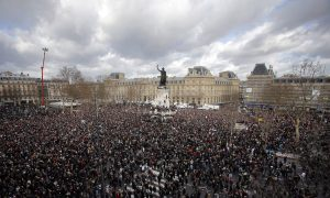 Millions Rally for Unity Against Terrorism in France