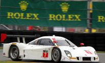 The Roar Is Over; Here Comes the Rolex 24