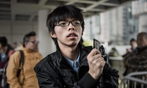Hong Kong Court Drops Joshua Wong's Case, Awards Damages