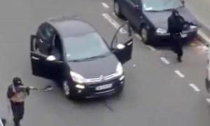 Paris Terror Arsenal: Kalashnikovs, Rocket Launcher, Grenade