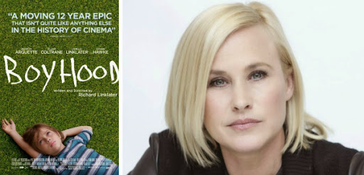 Veteran Actress Patricia Arquette Stars as Mason's Mom in 'Boyhood' - Shot over a 12 Year Period