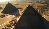 Man Finds a Hidden Passage to Great Pyramids Beneath His House (Video)