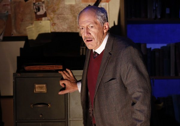 """""""Wiesenthal,"""" the Nazi Hunter, Comes to Life on Stage"""