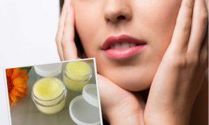DIY: Herbal Chapped Lip Balm