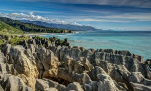 The Wild and Wooly West Coast of New Zealand