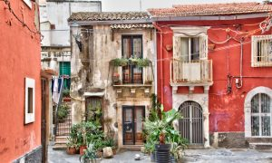 Syracuse, Sicily, a Fascinating Fusion of Many Cultures