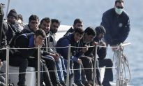 Greek Coast Guard Picks up Nearly 2,500 Migrants in 3 Days