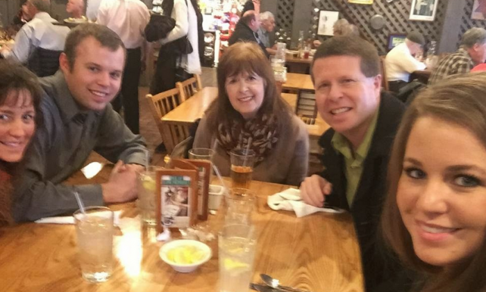 (Duggar Family Blog)