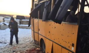 Ukraine: 12 Dead in Bus Attack That Could Doom Shaky Truce