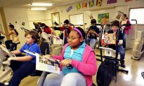 Want Healthier Students Who Love to Read? Ditch Those Desks for Bikes