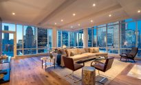 Lexington Avenue Penthouse Asking $8.5 Million