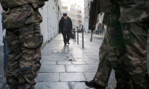 France Cracks Down on Hate Speech, Sends Carrier to Mideast