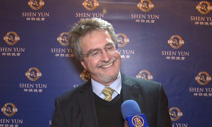 Chief Technical Officer: Shen Yun Is 'Consciousness-Expanding'