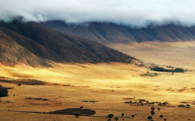 Ngorongoro Crater via Shutterstock*