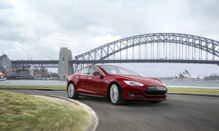 (Courtesy of Tesla Motors)
