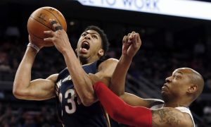 Anthony Davis, Damian Lillard, Markieff Morris Among Most Clutch NBA Players