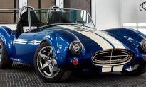 3-d Printed Shelby Cobra Highlights at Detroit Auto Show