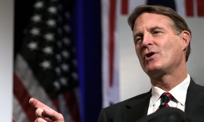 Former U.S. Sen. Evan Bayh (D-Ind.), who chaired the board that decided the actions of five CIA personnel accused of spying on the Senate did not warrant discipline, in in New York City on on Dec. 13, 2010. (Spencer Platt/Getty Images)