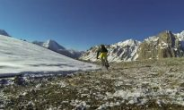 Amazing Mountain Biking Expedition to Afghanistan (Video)